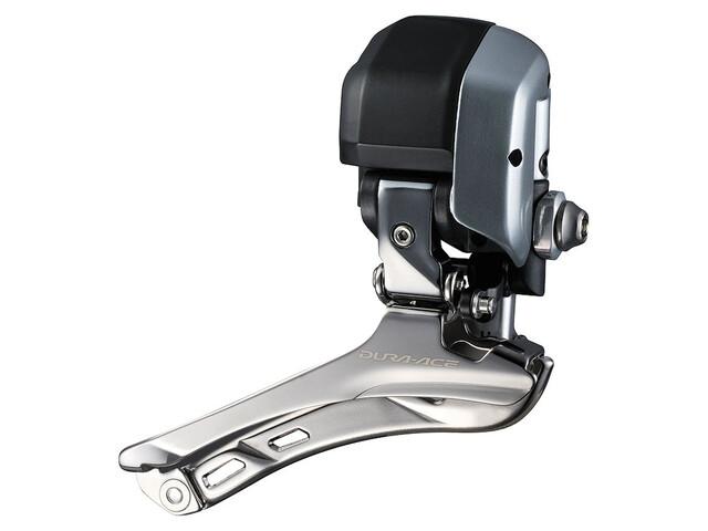 Shimano Dura-Ace Di2 FD-9070 Voorderailleur 2x11-voudig zwart/zilver